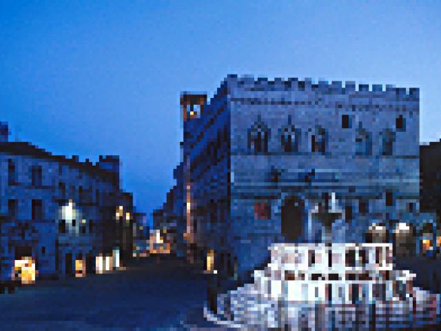 """Perugia, la grande """"Arce Guelfa"""""""