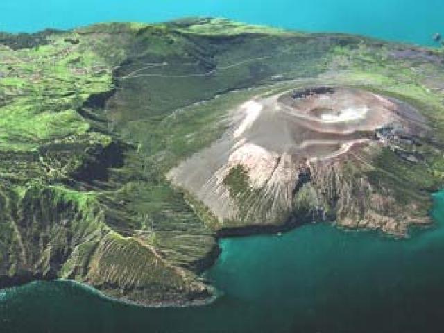 Messina e l'isola di Vulcano