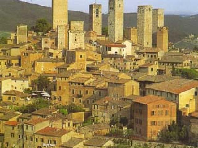 San Gimignano: la città dalle cento torri