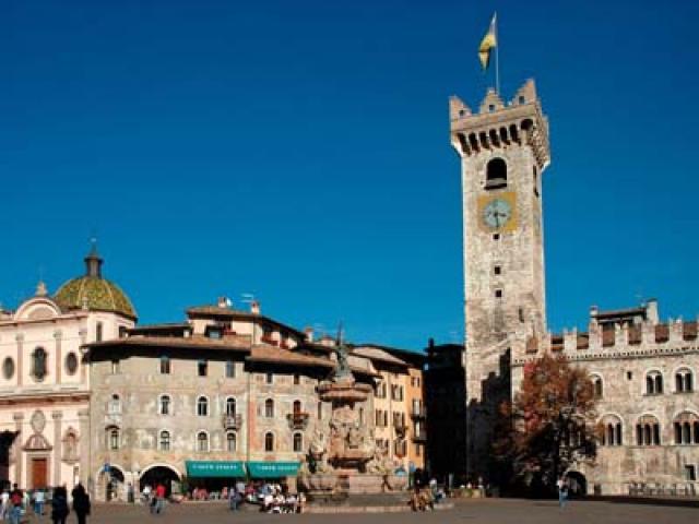Trento: storia tra valli e castelli