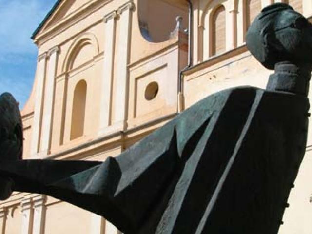 Quattro passi nell'entroterra ravennate tra Faenza, Solarolo e Castel Bolognese
