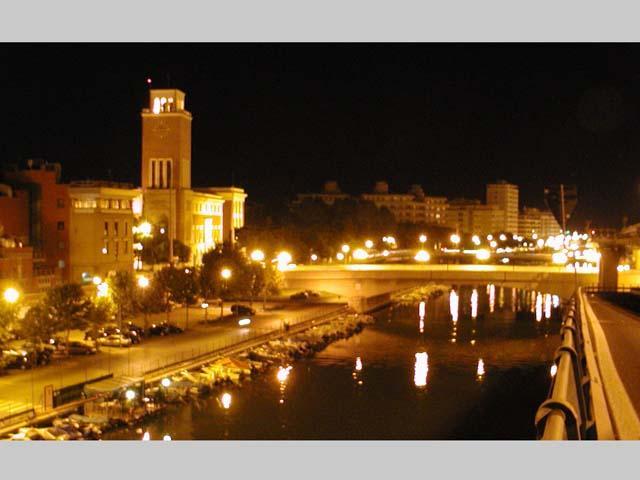 Pescara vecchia  e nuova