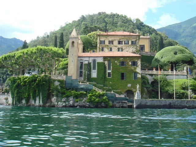 Ville affacciate sul lago di Como