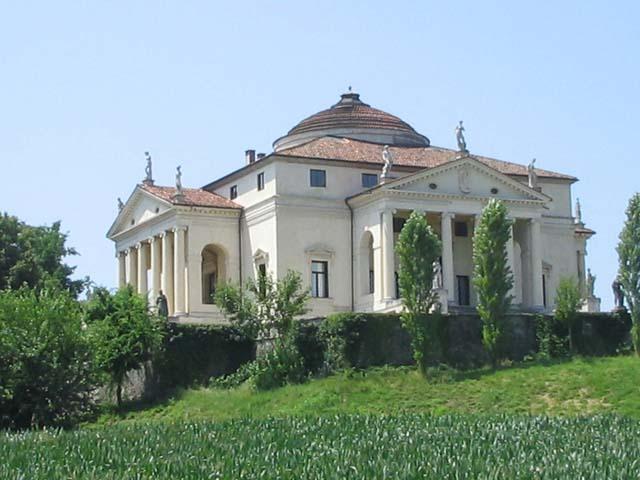 Vicenza: una città e un architetto