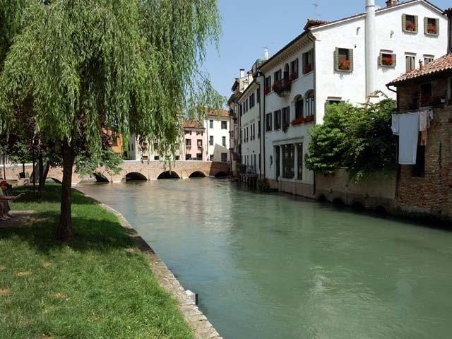 Treviso: una città a misura d'uomo