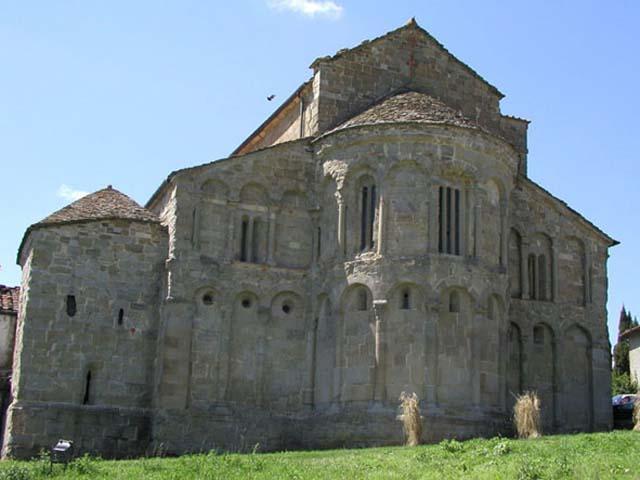 Pratovecchio: un angolo di Medio Evo