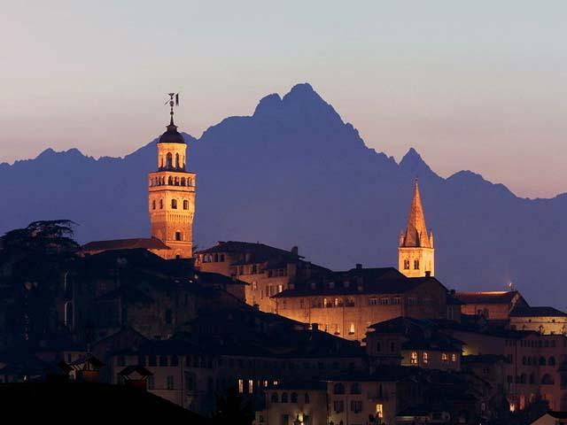 Saluzzo, capitale del Marchesato