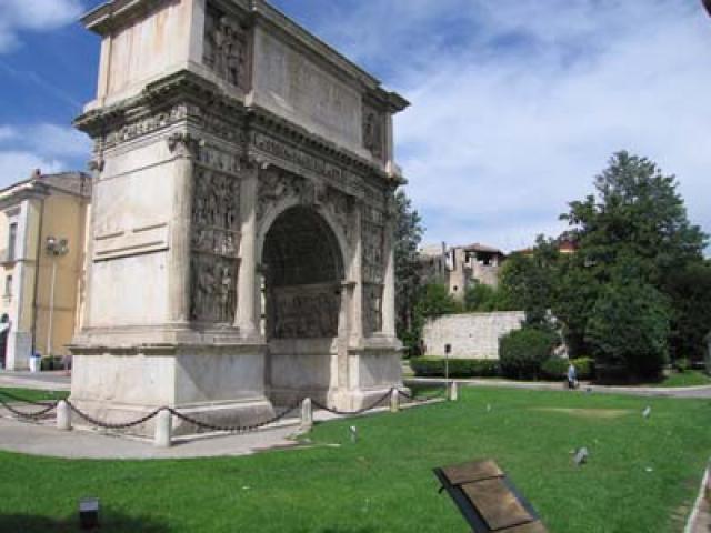 Benevento, la città delle streghe