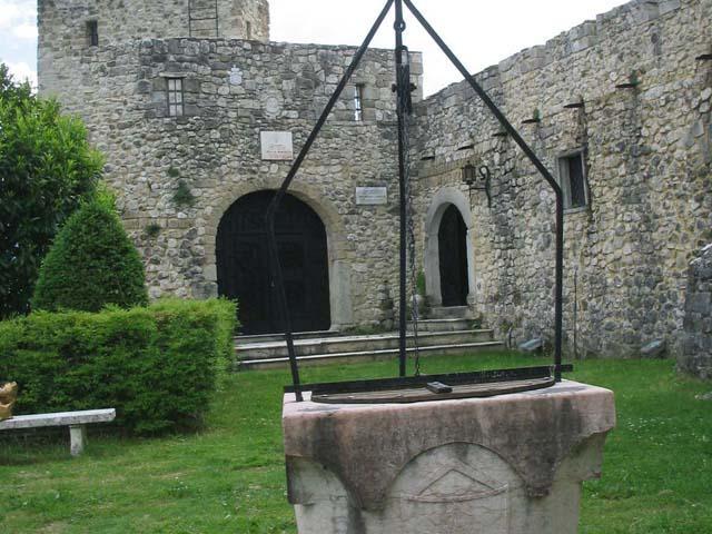 Salle, musica  e castelli