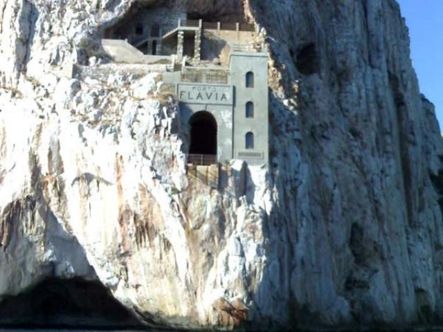 L'ingegnosità del progetto di Porto Flavia