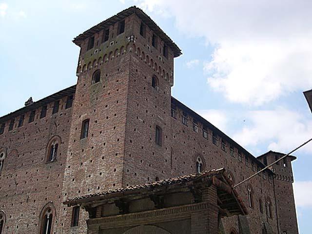 Il Castello di Sant'Angelo Lodigiano: da castello a museo