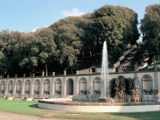 Quattro passi per Frascati