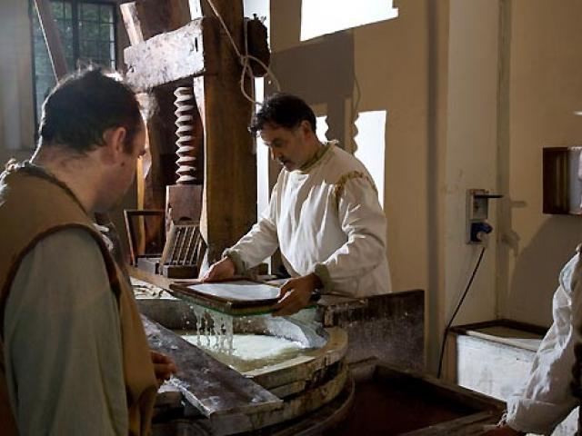 Gli antichi segreti del Museo della Carta e della Filigrana di Fabriano