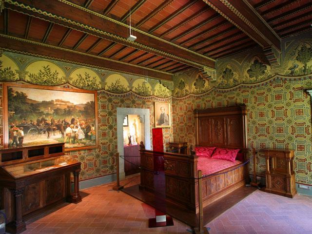 L'interessante collezione del Castello di Brolio