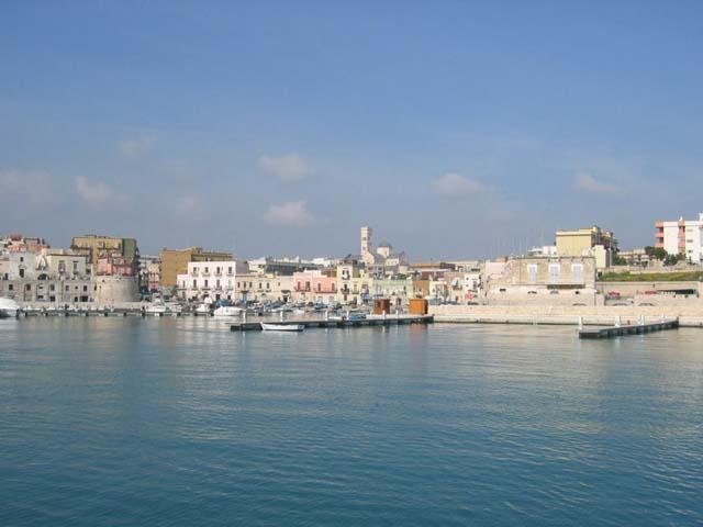 Il romanico in riva al mare di Bisceglie