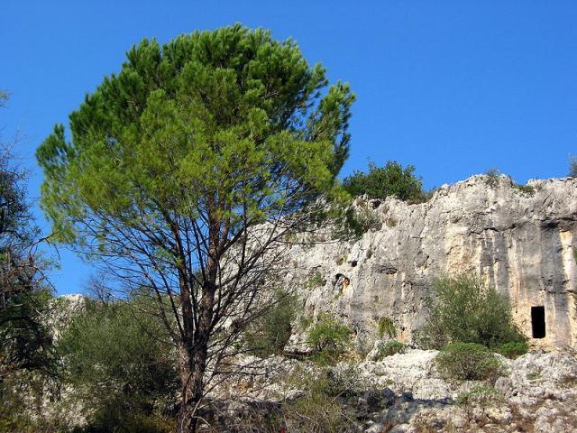 Le grotte rupestri di Pantalica