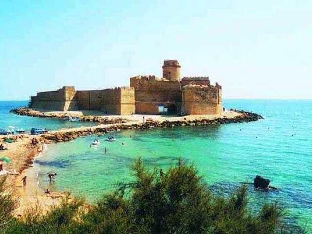 Non solo a Crotone: di castello in castello alla scoperta della provincia
