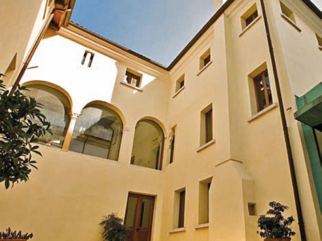 Castelfranco Veneto - la città di Giorgione