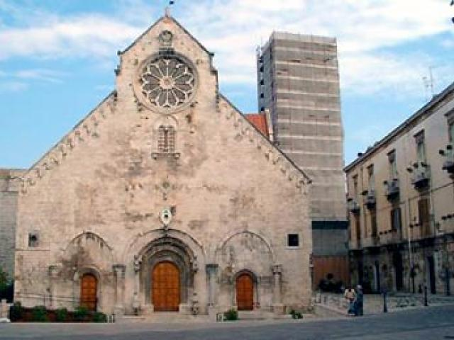 L'imponente Cattedrale di Ruvo di Puglia