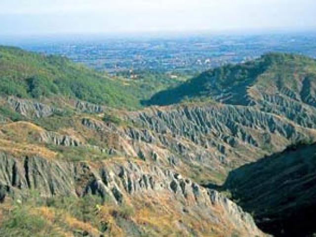 Parco Regionale dei Gessi Bolognesi e Calanchi dell'Abbadessa