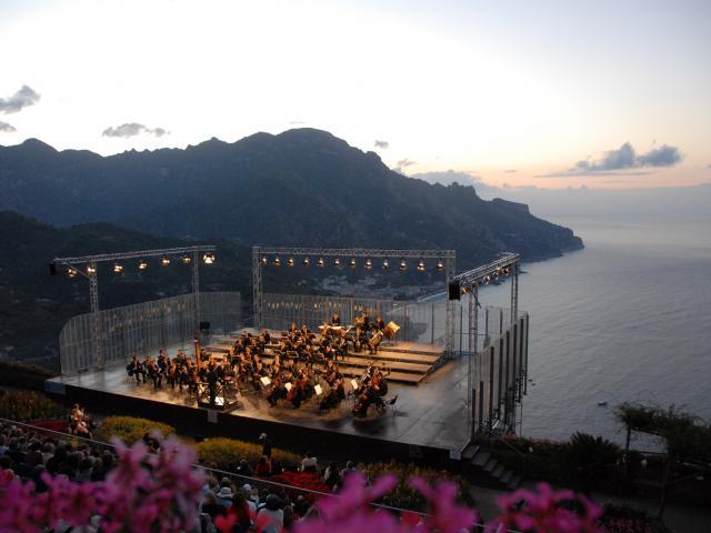 Ravello Festival 2008: incontri culturali di ogni tipo