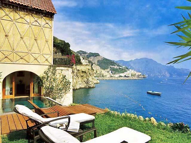 Oro e Spa ad Amalfi