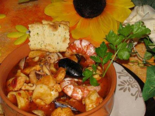Piatti tipici sardi: armonie di terra e di mare