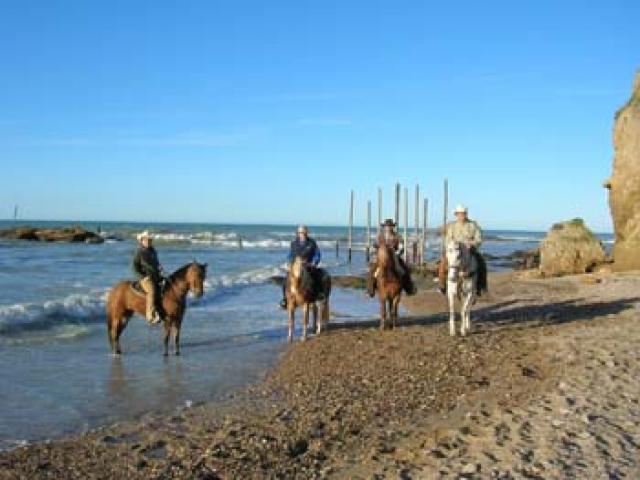 Cavalli, vini e relax a Marina di Vasto