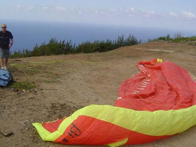 Sulla Costa Viola, dal cielo al mare