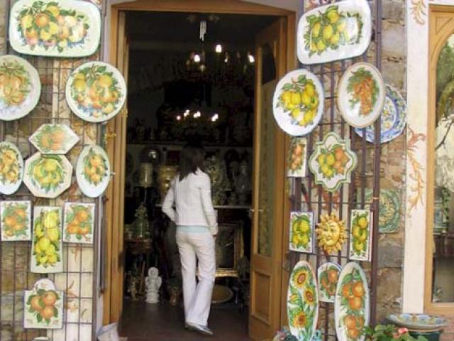 Ceramiche di S.Stefano di Camastra