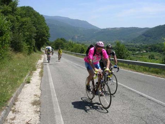 Nel Piceno terra di fate e biciclette