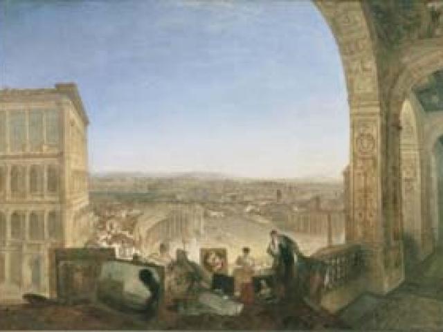 Turner e l'Italia