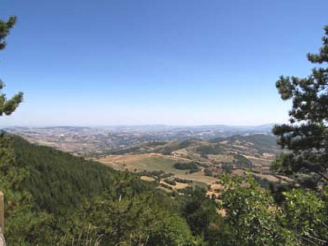 Cavalcando nel Montefeltro