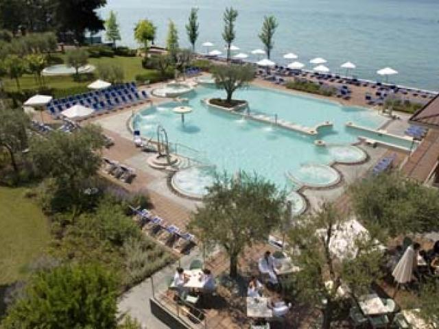 Terme di Sirmione: poesia in movimento