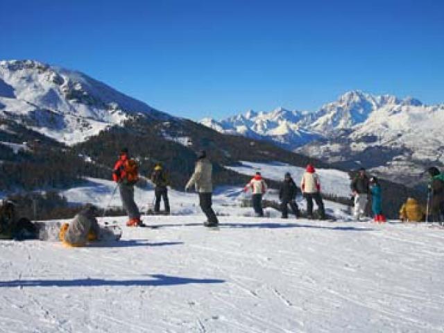 Lo snowboard tra le nevi di Pila e La Thuile