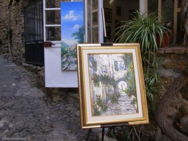Bussana Vecchia: il villaggio degli artisti dove l'artigianato è… a regola d'arte