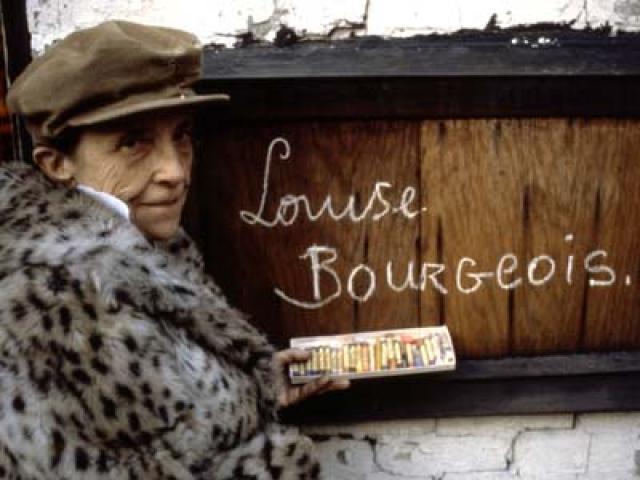 L'omaggio di Napoli a Louise Bourgeois