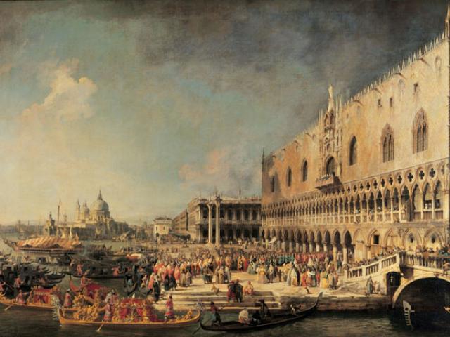 A Treviso la Venezia di Canaletto