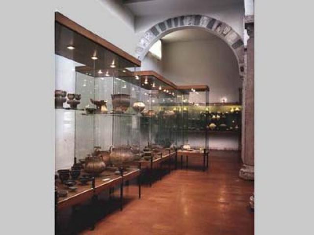 Il Museo Archeologico di Salerno