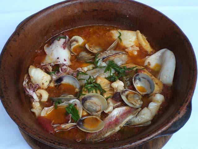 Cucina dannunziana di Pescara