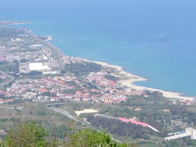 Tra i monti della Calabria