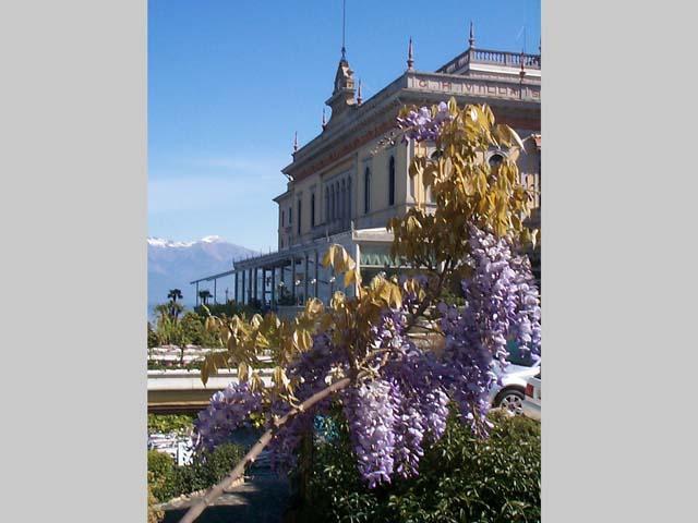 Fascino d'altri tempi e prodotti cosmetici all'avanguardia sul lago di Como