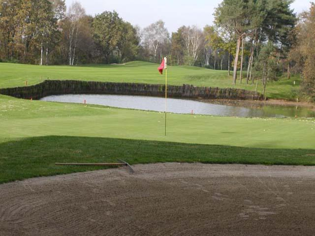 A Como nel paradiso del golf