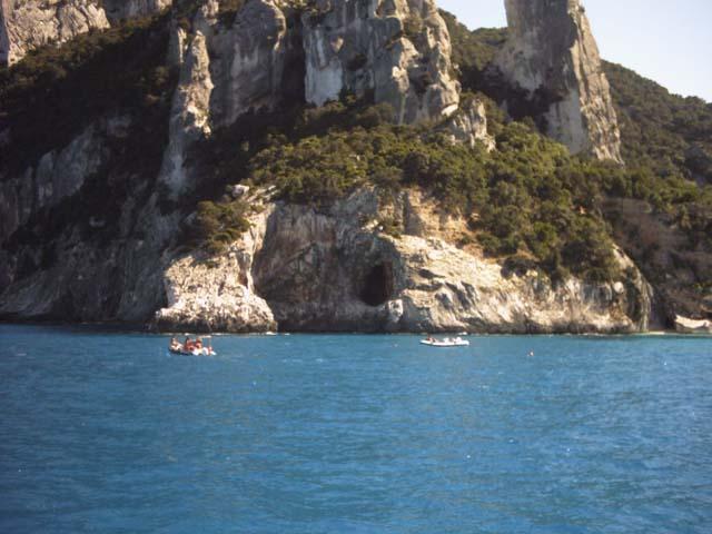 A remi nel paradiso della Sardegna