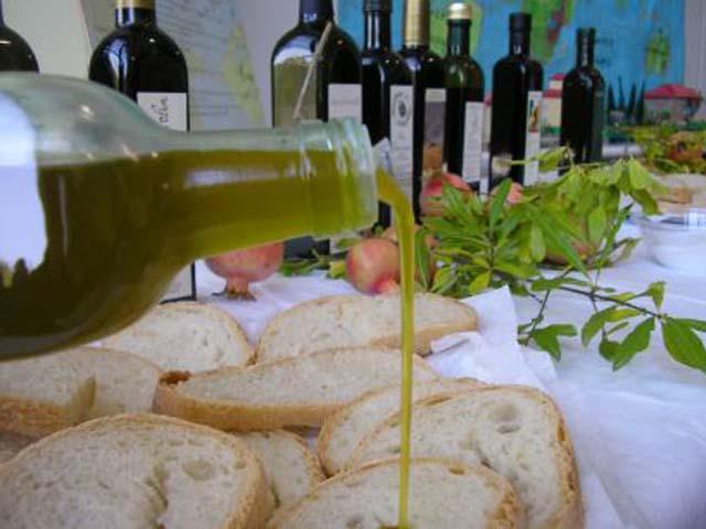 Farro e olio di Lucca