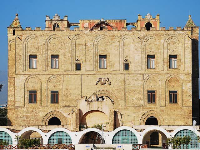 Al Castello della Zisa di Palermo