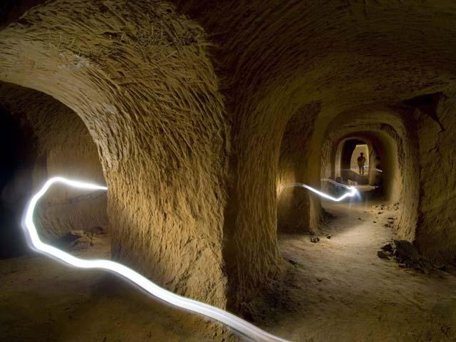 Itinerari di speleologia nel sottosuolo di Osimo