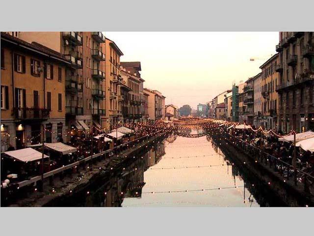 Milano: le antiche vie degli artigiani