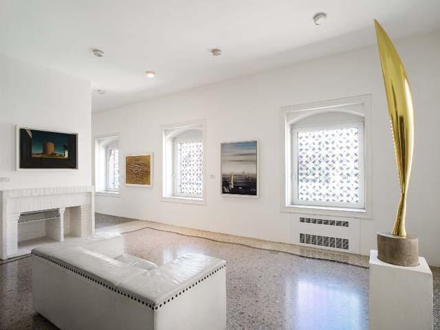 La Collezione Peggy Guggenheim gioiello d'arte a Venezia