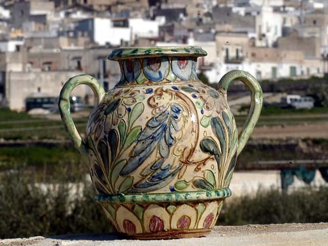Le ceramiche di Grottaglie: un'eccellenza dell'artigianato tarantino